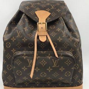 Louis Vuitton Backpack GM Monogram